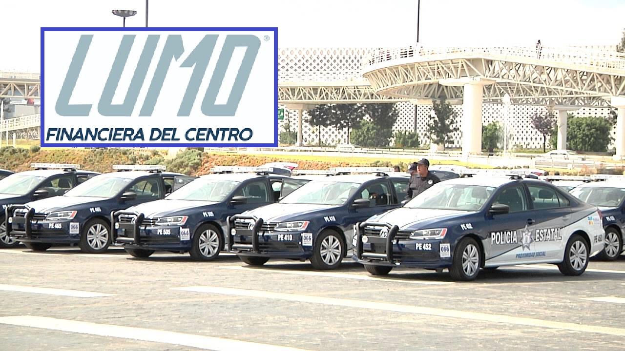 Lumo Financiera del Centro gana licitación de las mil patrullas en Puebla -  El Incorrecto MX