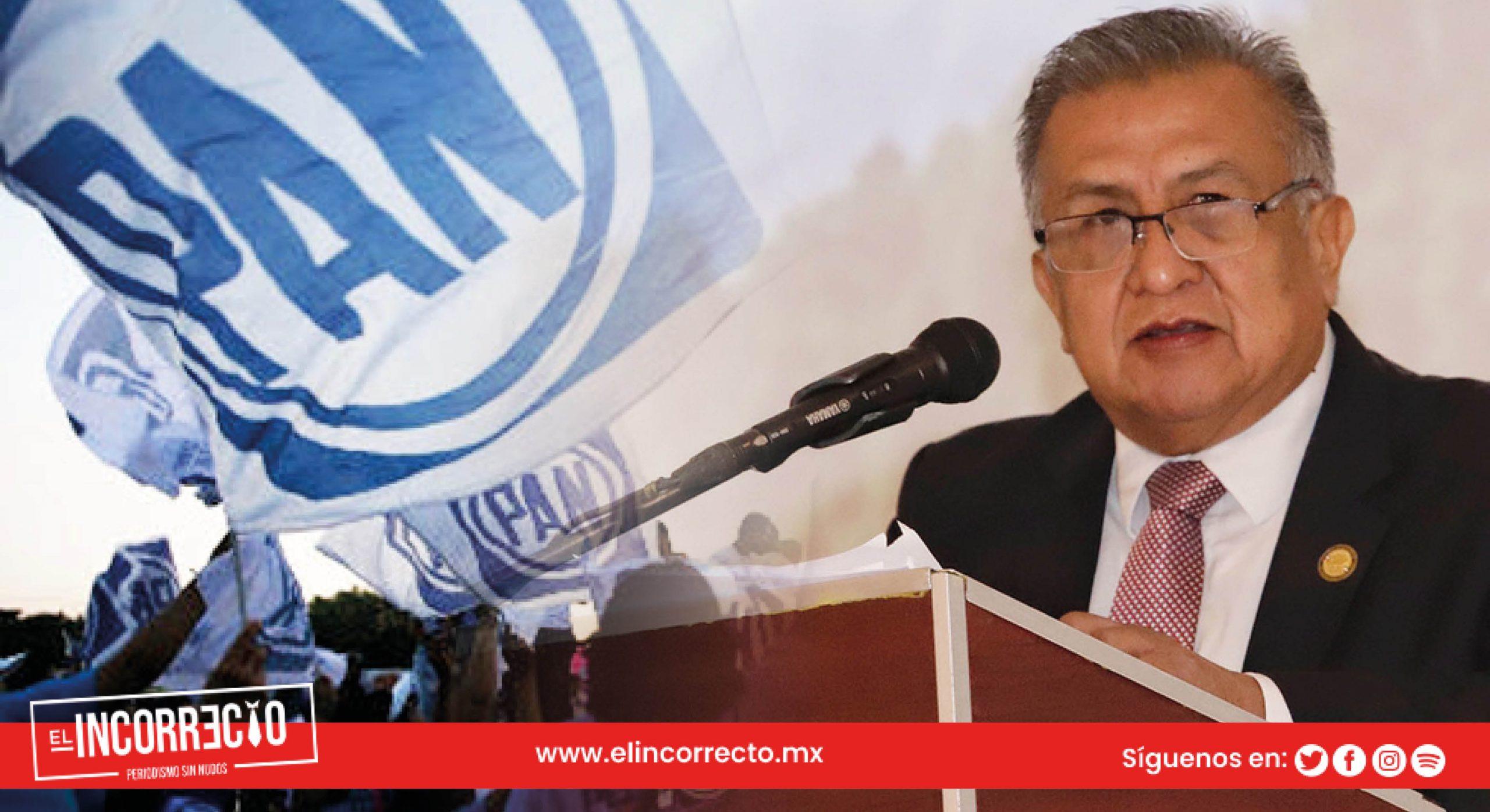 Saúl Huerta PAN