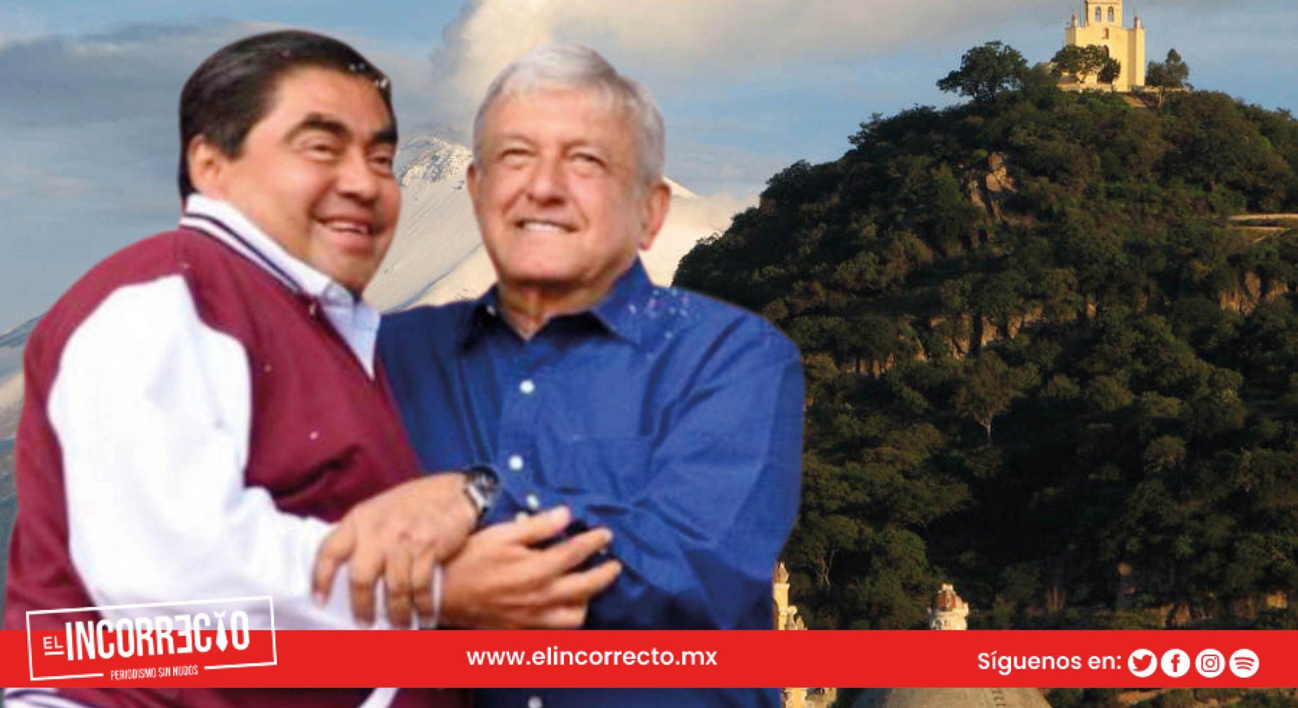 AMLO y Barbosa