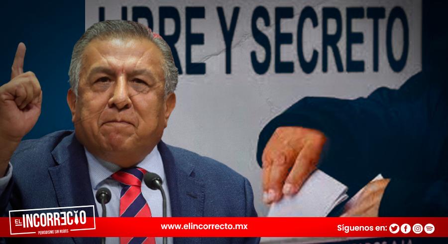 Saúl Huerta votaciones