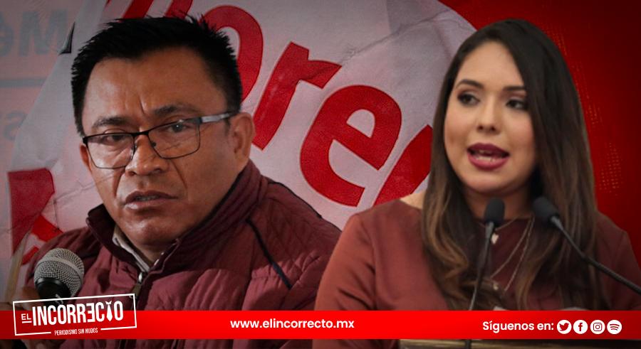 Impugna Morena Garmendia y Tonantzin Fernández