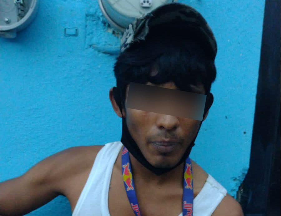 Policía Estatal detiene a narcomenudista