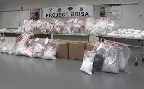 Canadá incauta droga