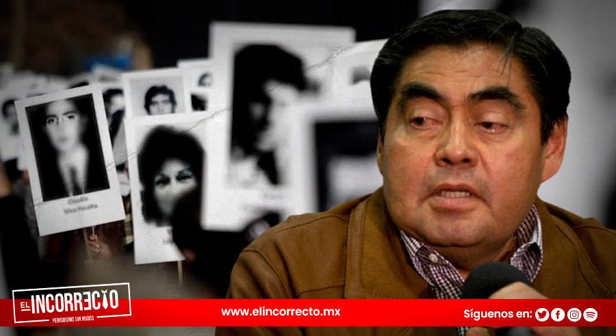 Barbosa Ley desaparecidos