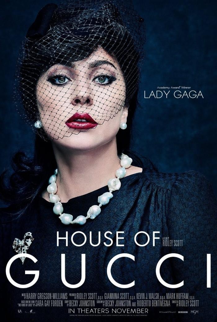 House of Gucci con Lady Gaga se estrenará en noviembre
