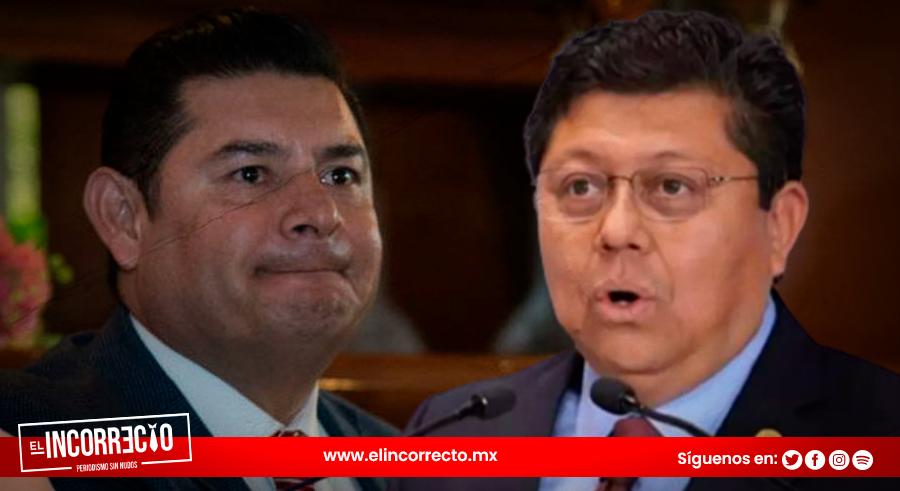 """Diputado de Morena deja en ridículo a Armenta: """"Monreal me mandó a uno de sus peones a descalificarme"""""""