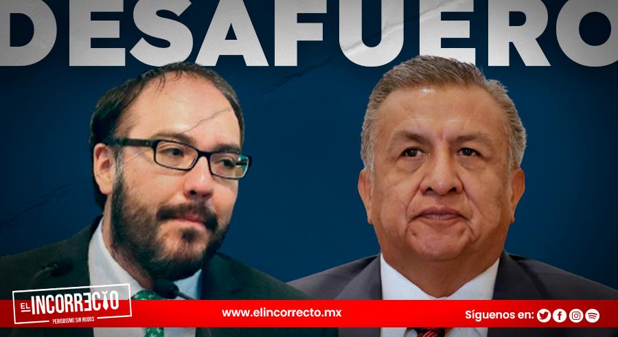 Saúl Huerta y Mauricio Toledo