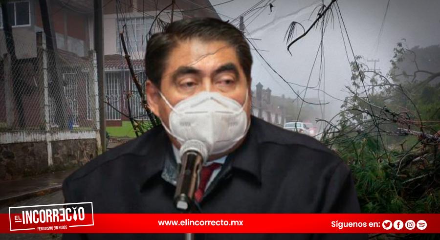 Con recursos propios, Gobierno Estatal atenderá afectaciones en unidades médicas: MBH