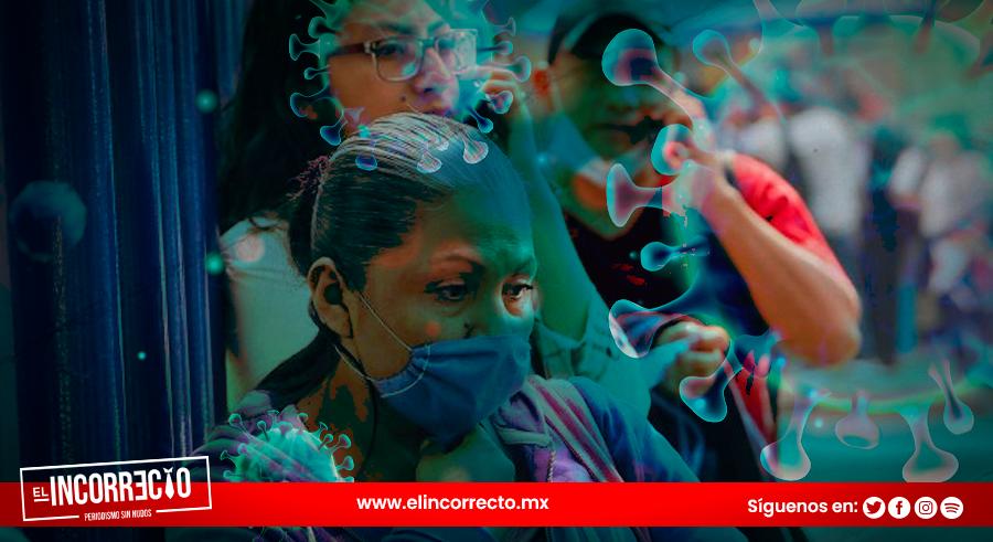 Puebla supera los 100 mil contagios de la COVID-19