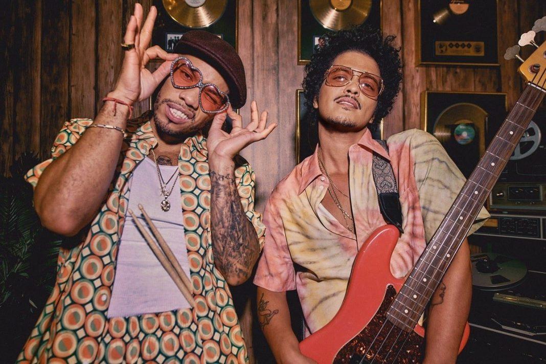 Bruno Mars y Anderson .Paak
