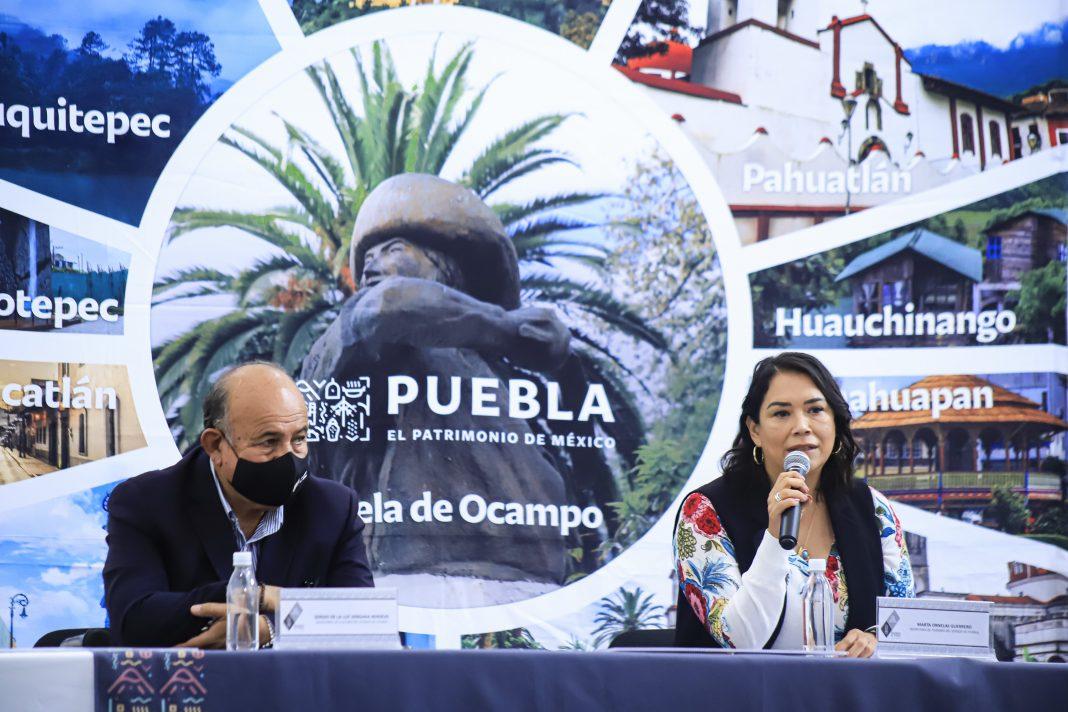 """Presenta Turismo Festival del Globo """"Puebla está en el aire"""""""
