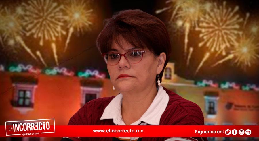 Gobierno estatal acreditó a mil personas para los festejos patrios en Casa Aguayo