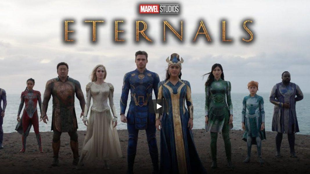 Eternals lleará a cines en noviembre