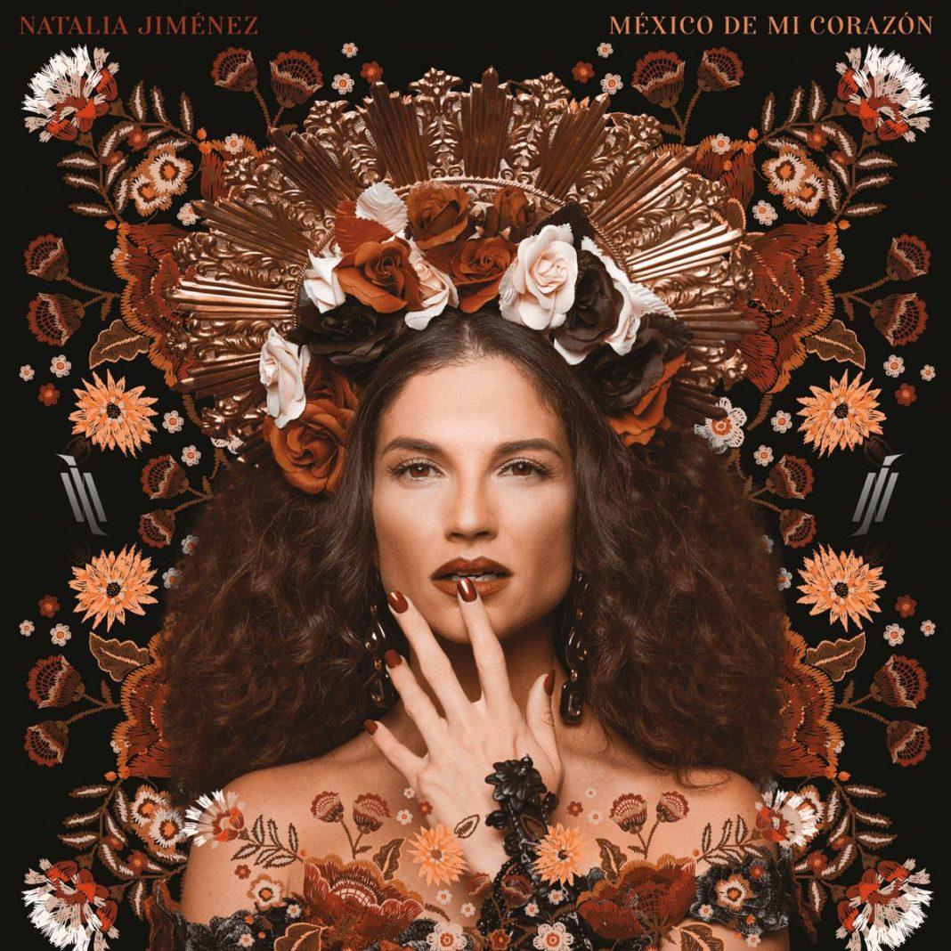 "Natalia Jiménez estrena disco ""México de mi corazón. Vol 2"""