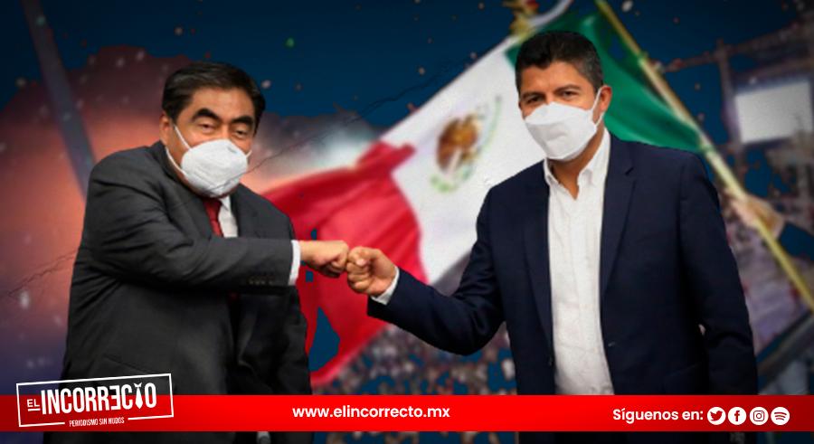 Gobernador de Puebla invita a Lalo Rivera al Grito en Casa Aguayo