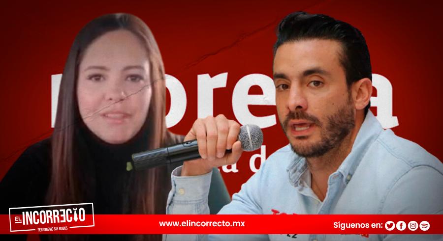 Barbosa acusa a Morena de inflar gastos de campaña de Toño López y Melissa Jauli