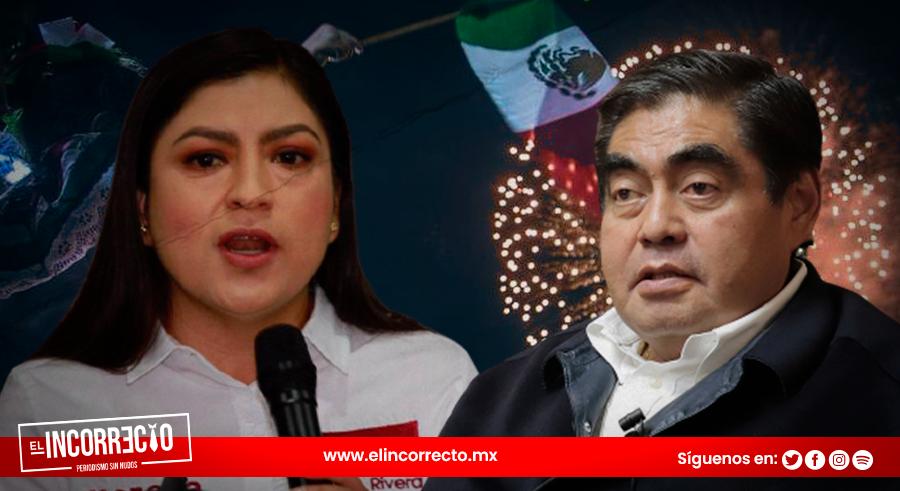 No vulgarizar festejos patrios, pide Barbosa tras declaraciones de Claudia Rivera