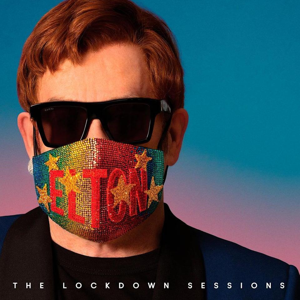 """John anunció que habrá nuevo álbum """"The lockdown sessions"""""""