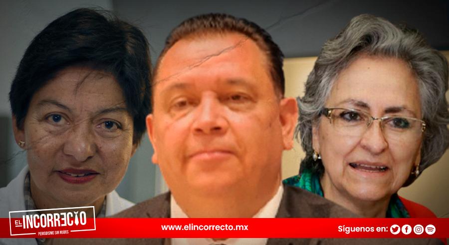 BUAP rectoria 2021 Lilia Cedillo