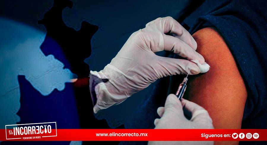 Reporta federación que el 44% de los poblanos ya fueron vacunados en Puebla