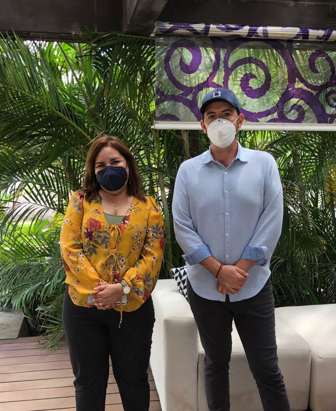 Suman Fernando Chávez y Beatriz Manrique a favor de Atlixco