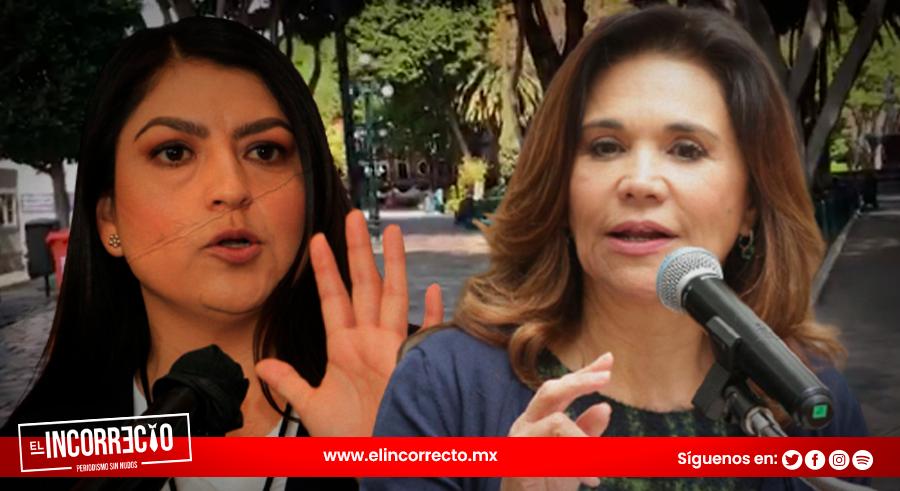 Blanca Alcalá tunde a Claudia Rivera: