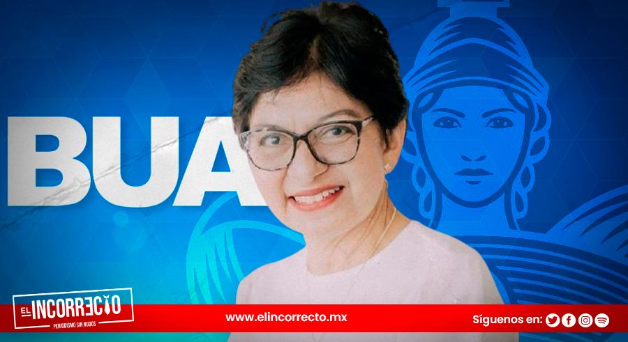 Lilia Cedillo gana la elección de la BUAP con 72 mil votos; será la primera rectora de la historia