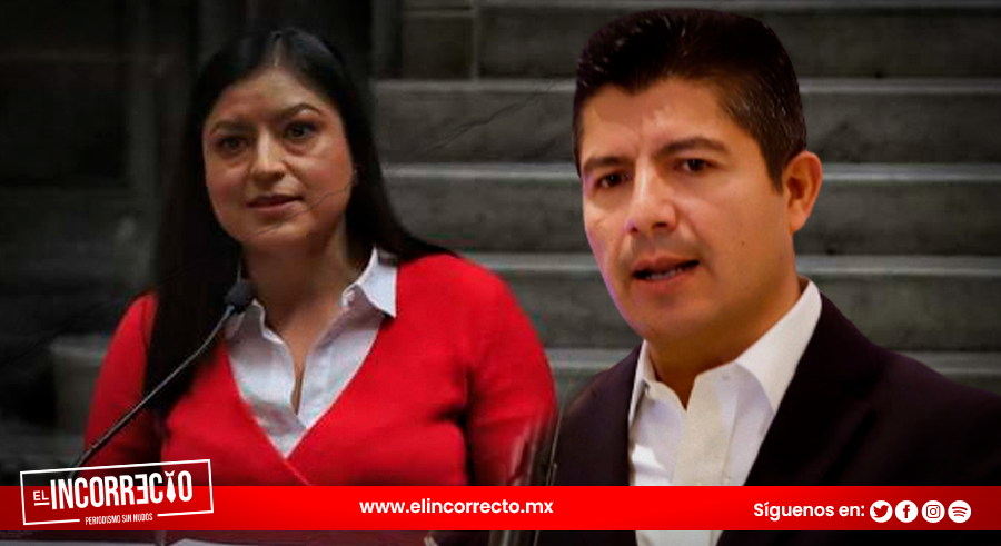 Claudia Rivera heredará 30 obras públicas a Lalo Rivera