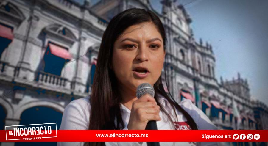 Último informe de Claudia Rivera será el 4 de octubre (+VIDEO)