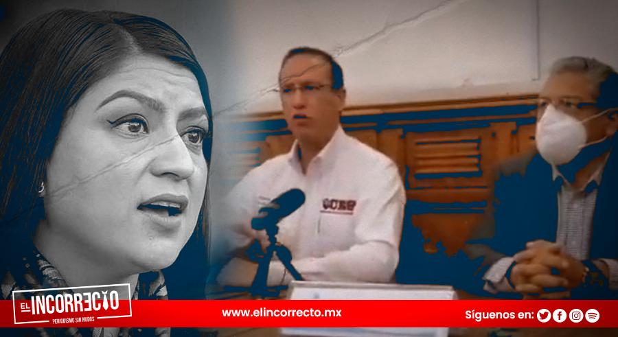 Es una burla y una mentada de madre el gobierno de Claudia Rivera: Red de Franquicias