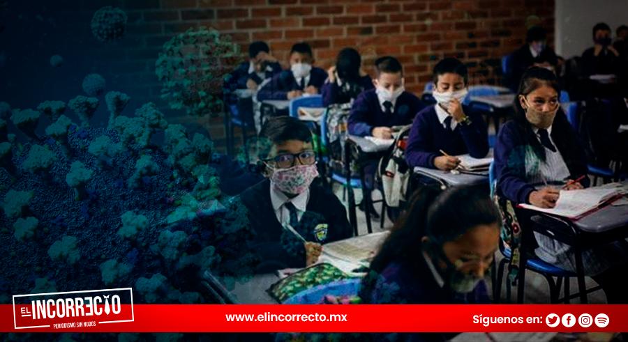 Reporta Salud que ya son cinco estudiantes contagiados de COVID en Puebla