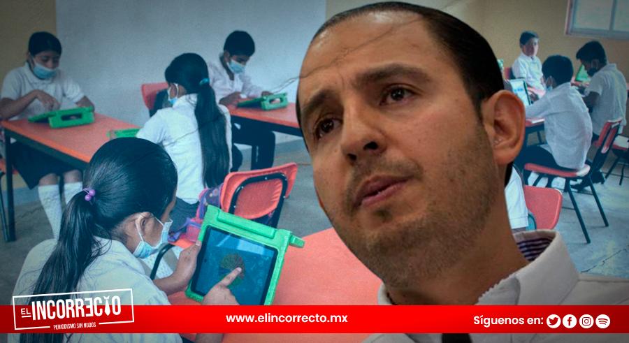 Marko Cortes vendrá a Puebla a poner orden por disputa de la dirigencia estatal