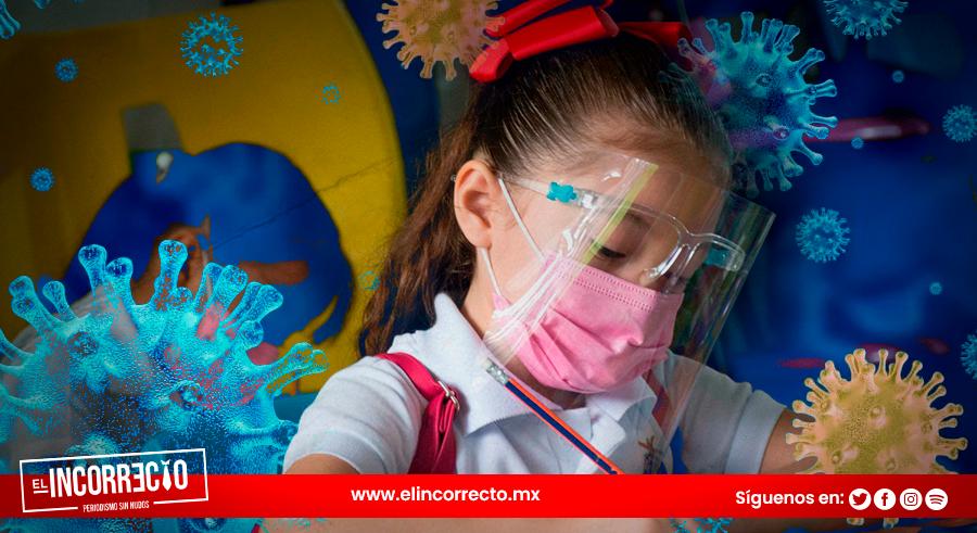 Sube a 38 casos positivos de covid en escuelas de Puebla