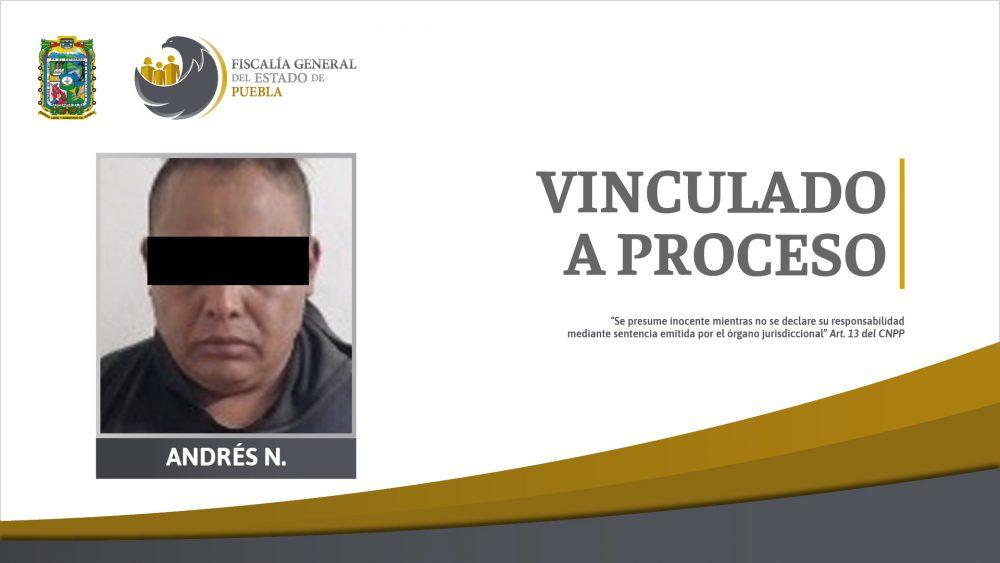 Explotaba sexualmente a su esposa en hoteles de Puebla
