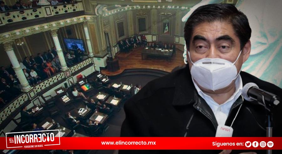 """""""Fue la Legislatura de la transformación"""": Barbosa se despide de los diputados locales"""