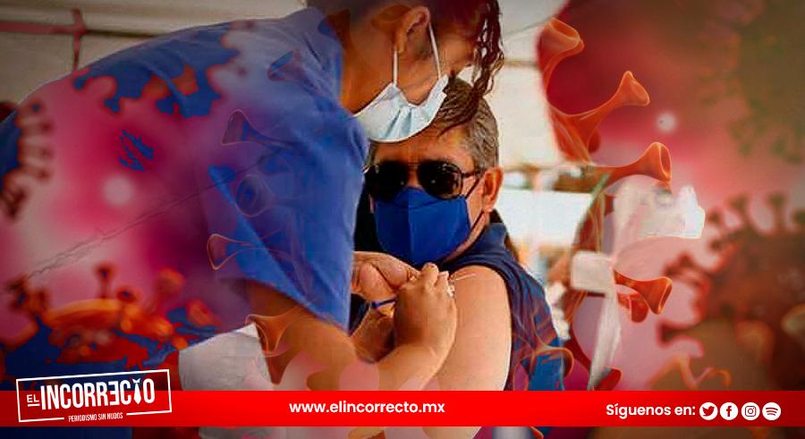 Próxima semana inicia aplicación de segundas dosis de 40 y más en Puebla capital