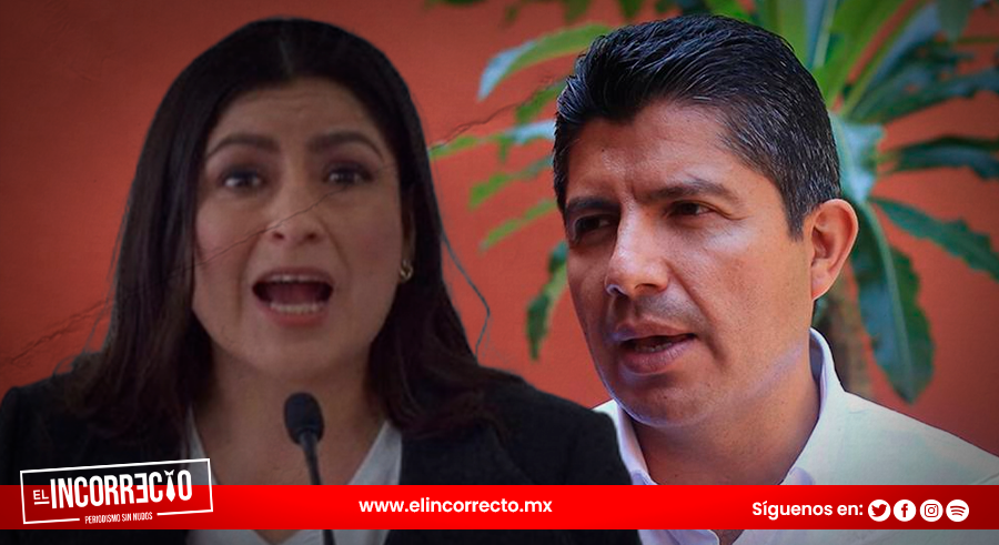 """Claudia Rivera se tira al piso: """"es un acto misógino que inviten a Lalo Rivera al Grito"""""""