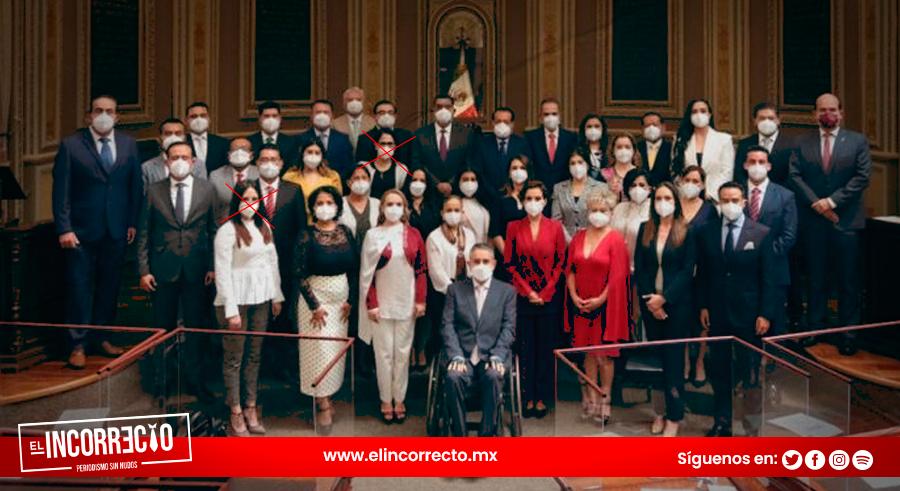TEPJF invalida repartición de pluris del Tribunal de Puebla