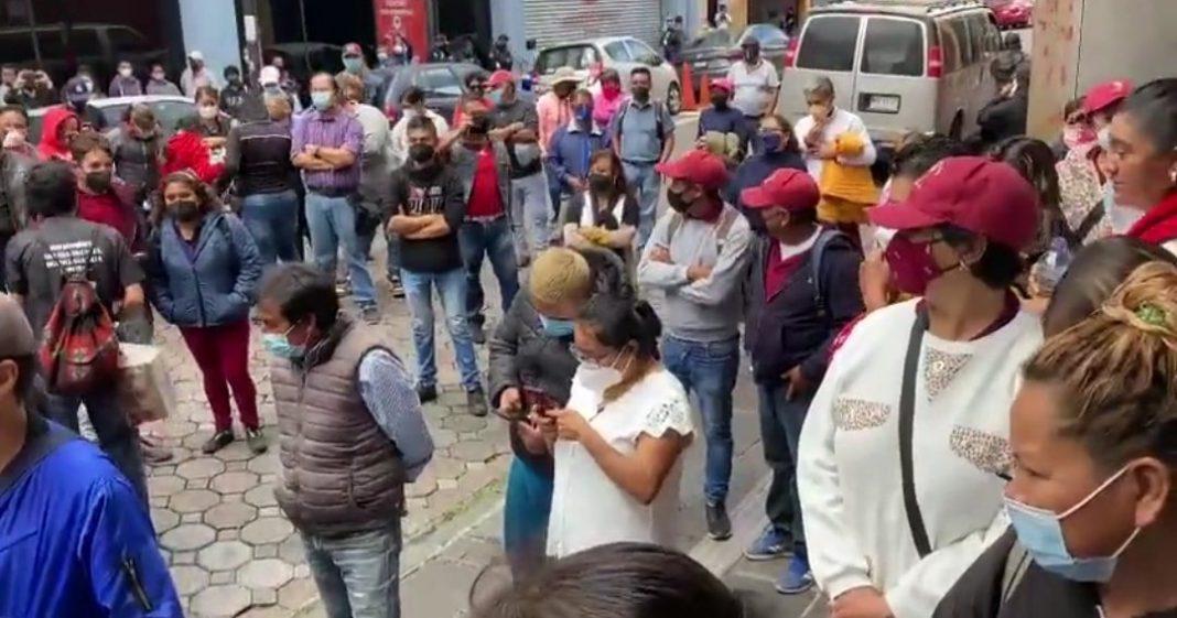 Claudia Rivera dejará instalar a ambulantes alrededor del zócalo el 15 de septiembre