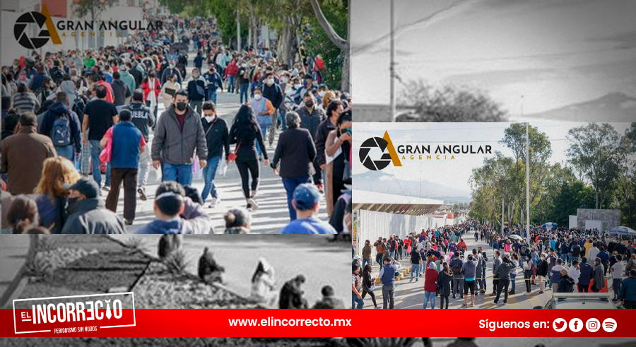 Inicia vacunación de segundas dosis de AstraZeneca y Sinovac en Puebla capital (+VIDEO)