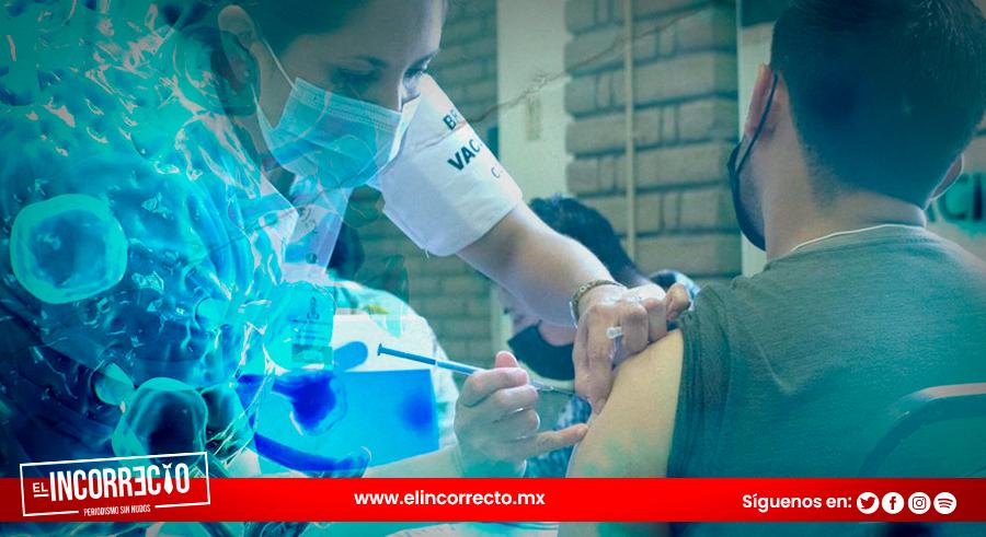 Del 7 al 9 de septiembre vacunarán a jóvenes de 18 a 29 años de Tehuacán y municipios de la Sierra Negra