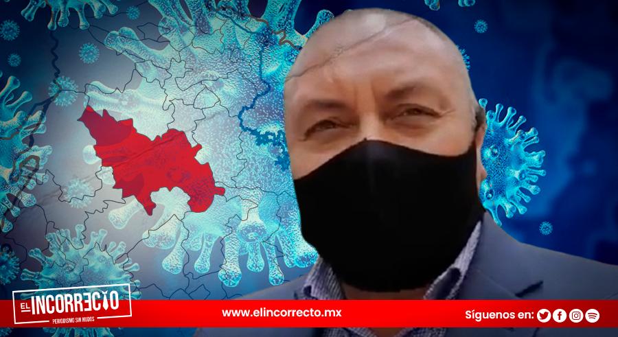 Edil de Atlixco se arrepiente, no cerrará entradas al municipio por Covid-19