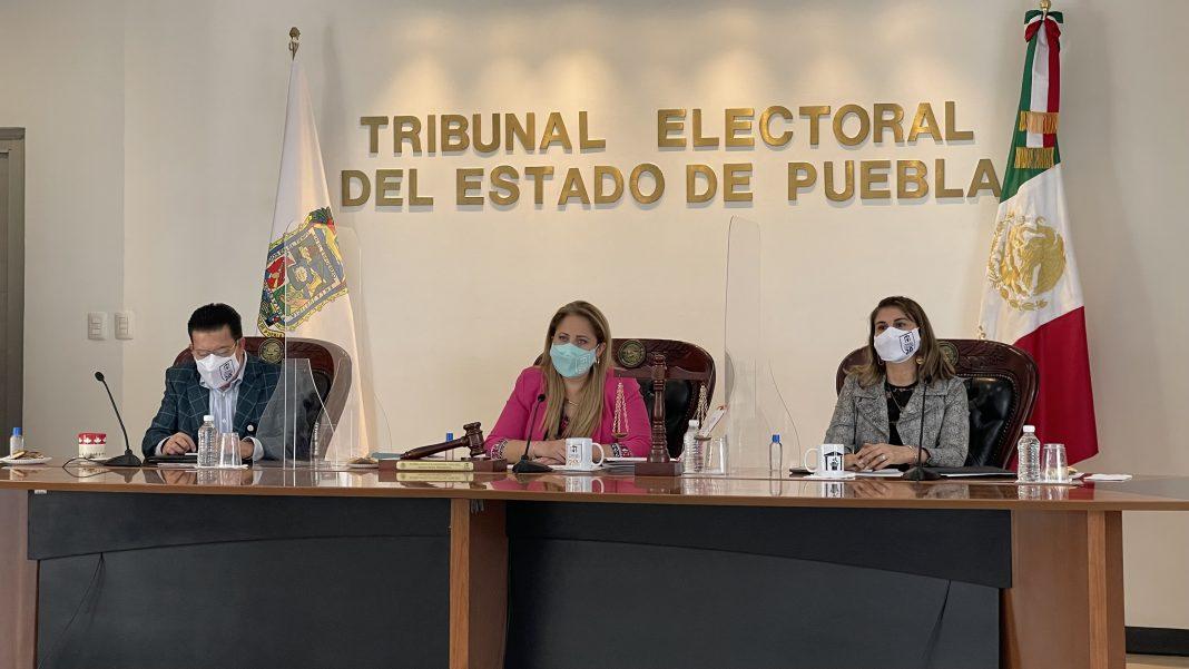 TEEP realiza diligencia de apertura de paquetes electorales y nuevo escrutinio y cómputo de los municipios de Xiutetelco y Tlaola