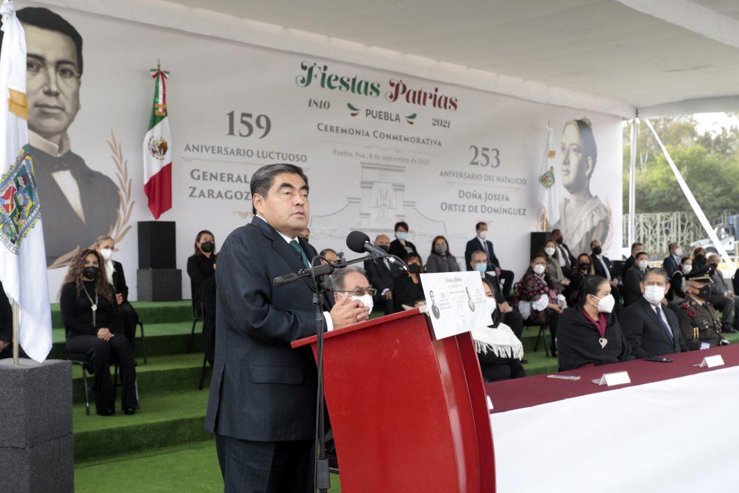 Reconoce Barbosa Huerta lealtal y cumplimiento del deber del Ejército Mexicano