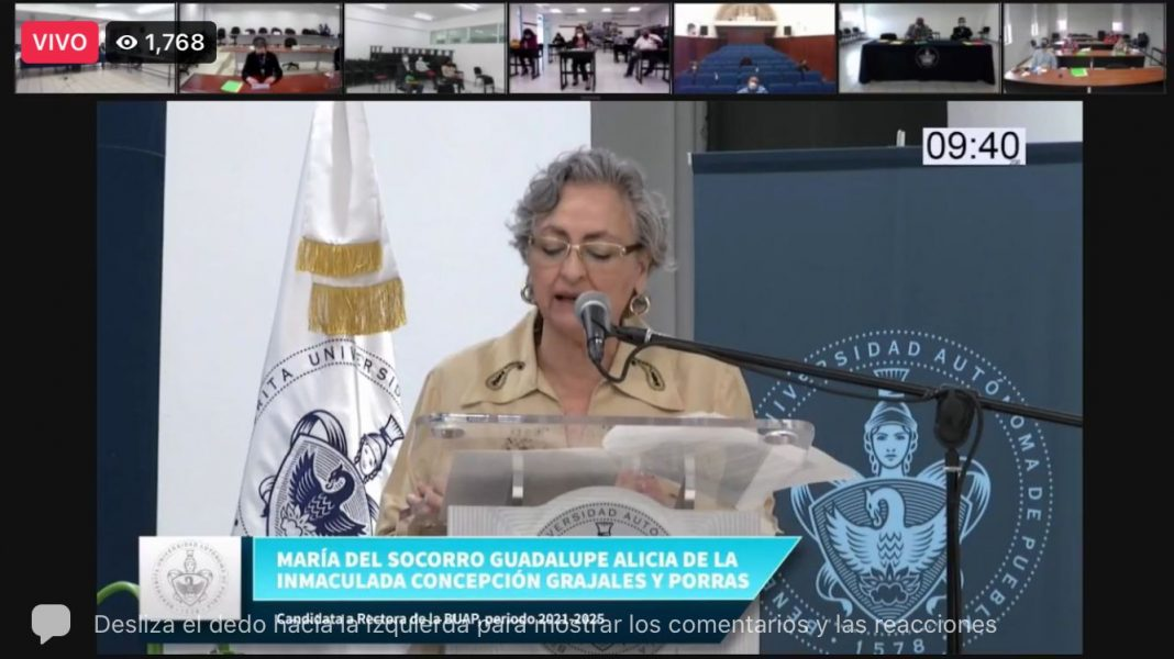 Guadalupe Grajales y Porras presenta Plan de Trabajo