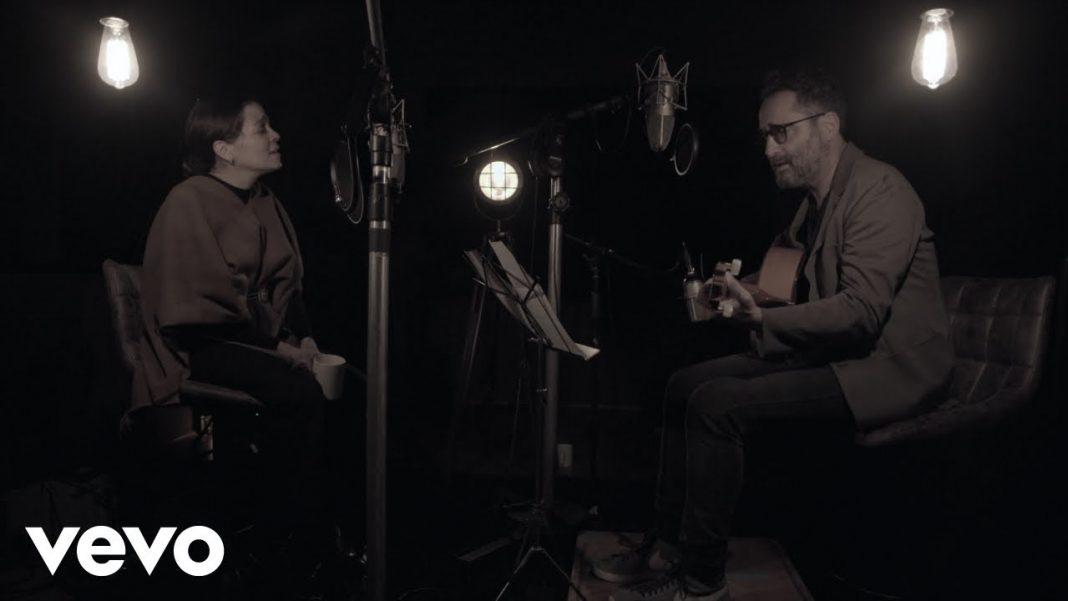 """Lafourcade y Jorge Drexler estrentan """"Para qué sufrir"""" en acústico"""