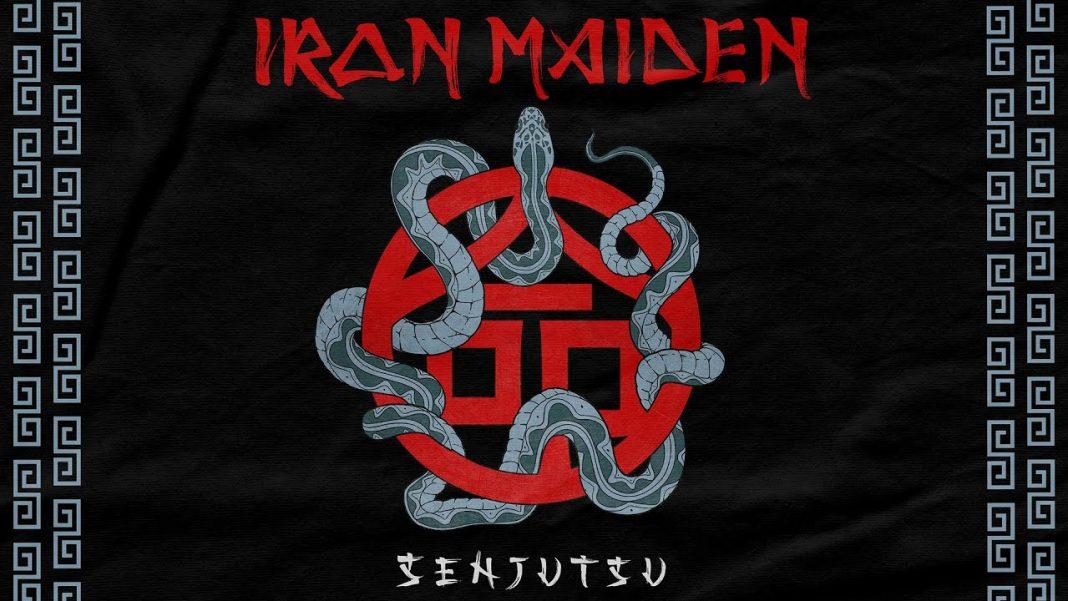 "¡WOW! Iron Maiden lanza álbum ""Senjutsu"""